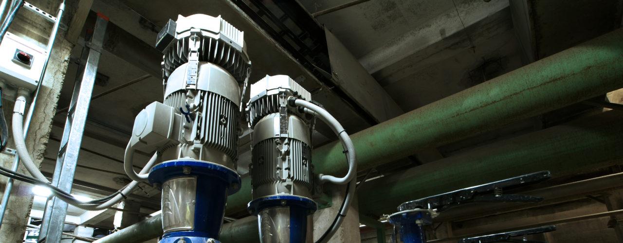 Høy driftssikkerhet med pumper fra Pumpeteknikk