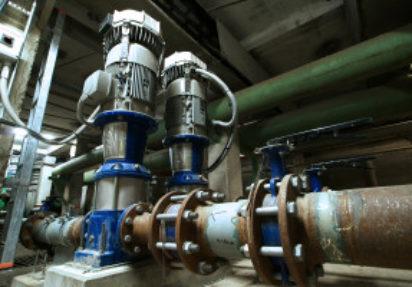 Generisk bilde av pumper