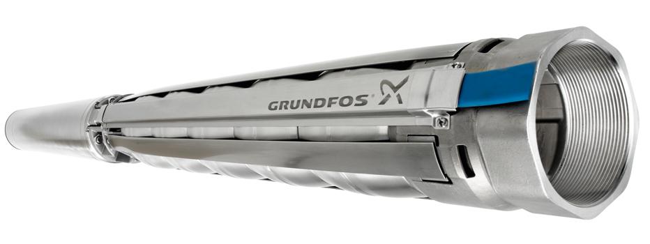 Grundfos pumpe SQ sp