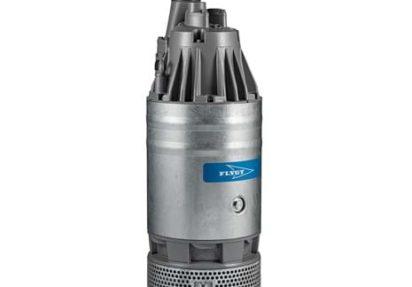Flygt 2201 nedsenkbar pumpe i aluminium